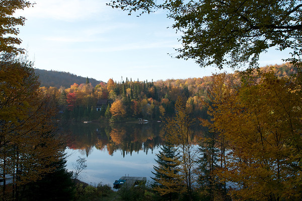 Indian Summer at the Cottage